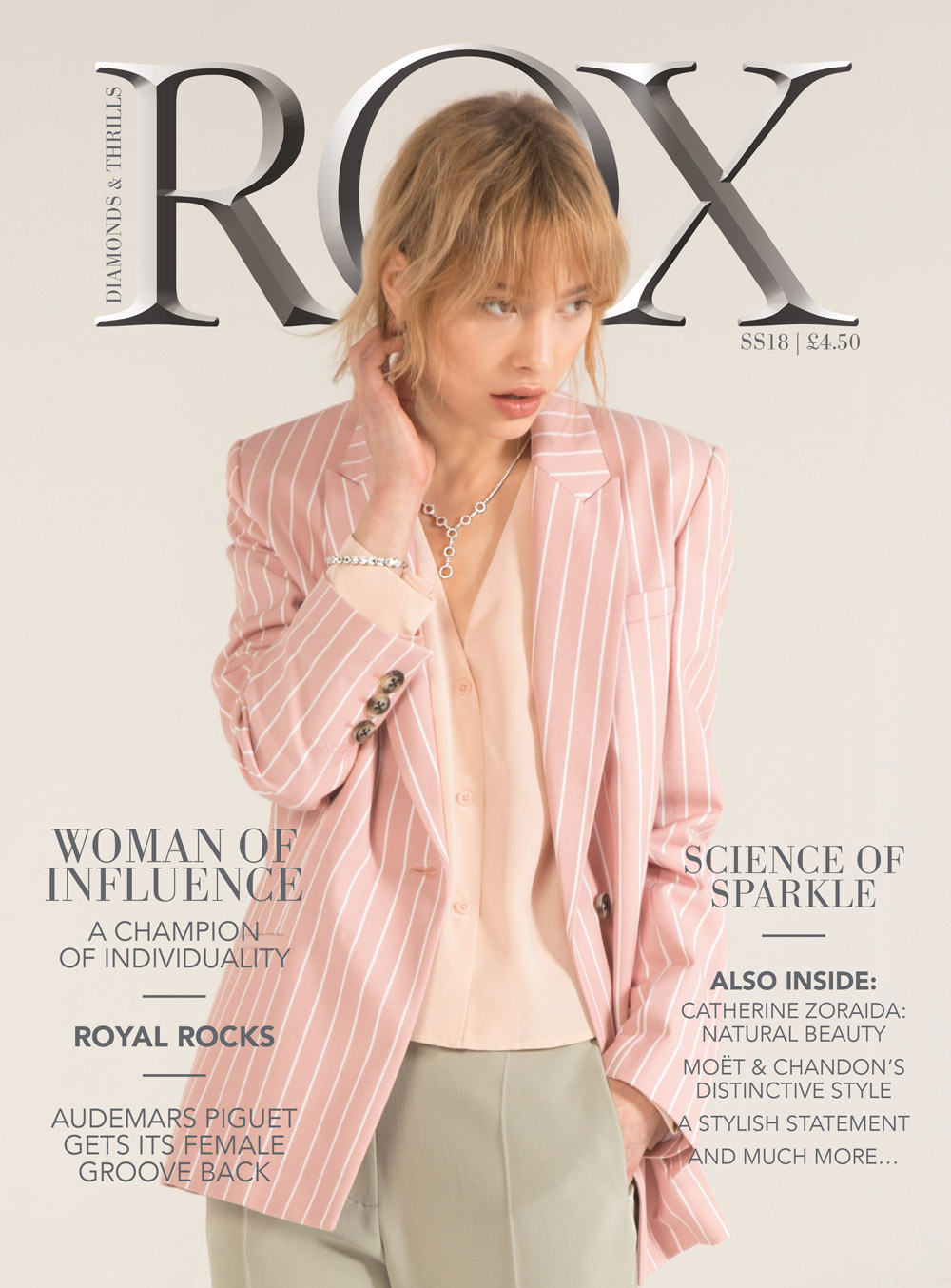 SS18 ROX Woman Cover