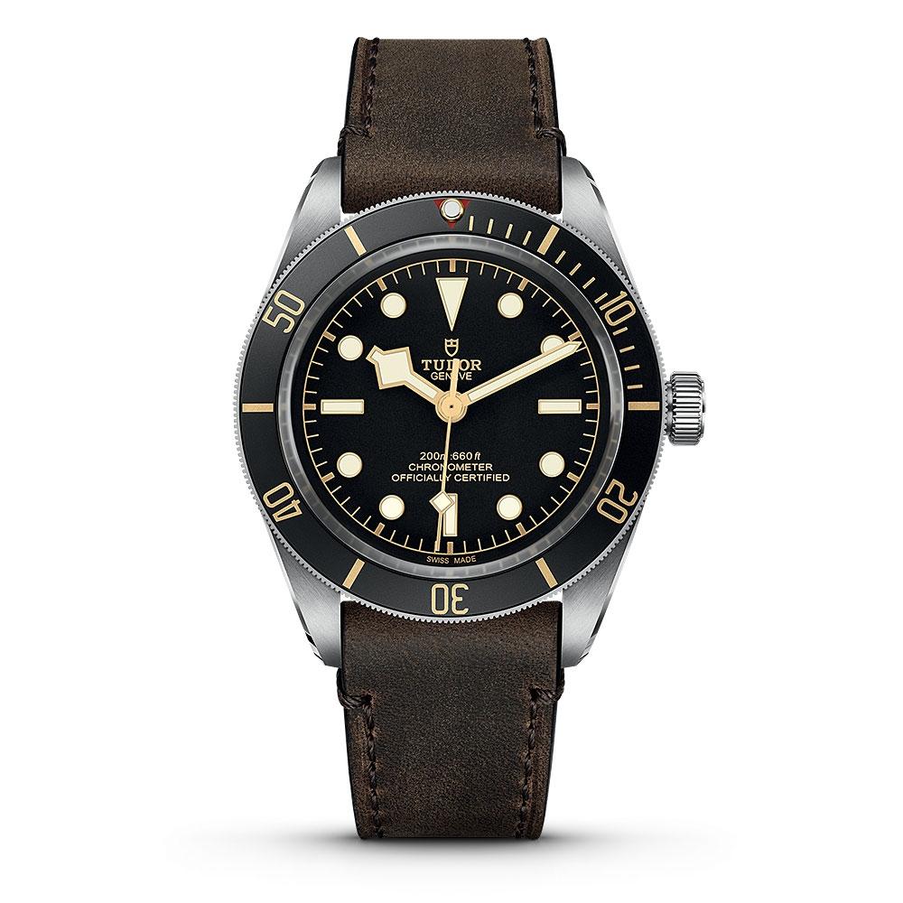 Tudor Black Bay Fifty-Eight Strap Watch M79030N