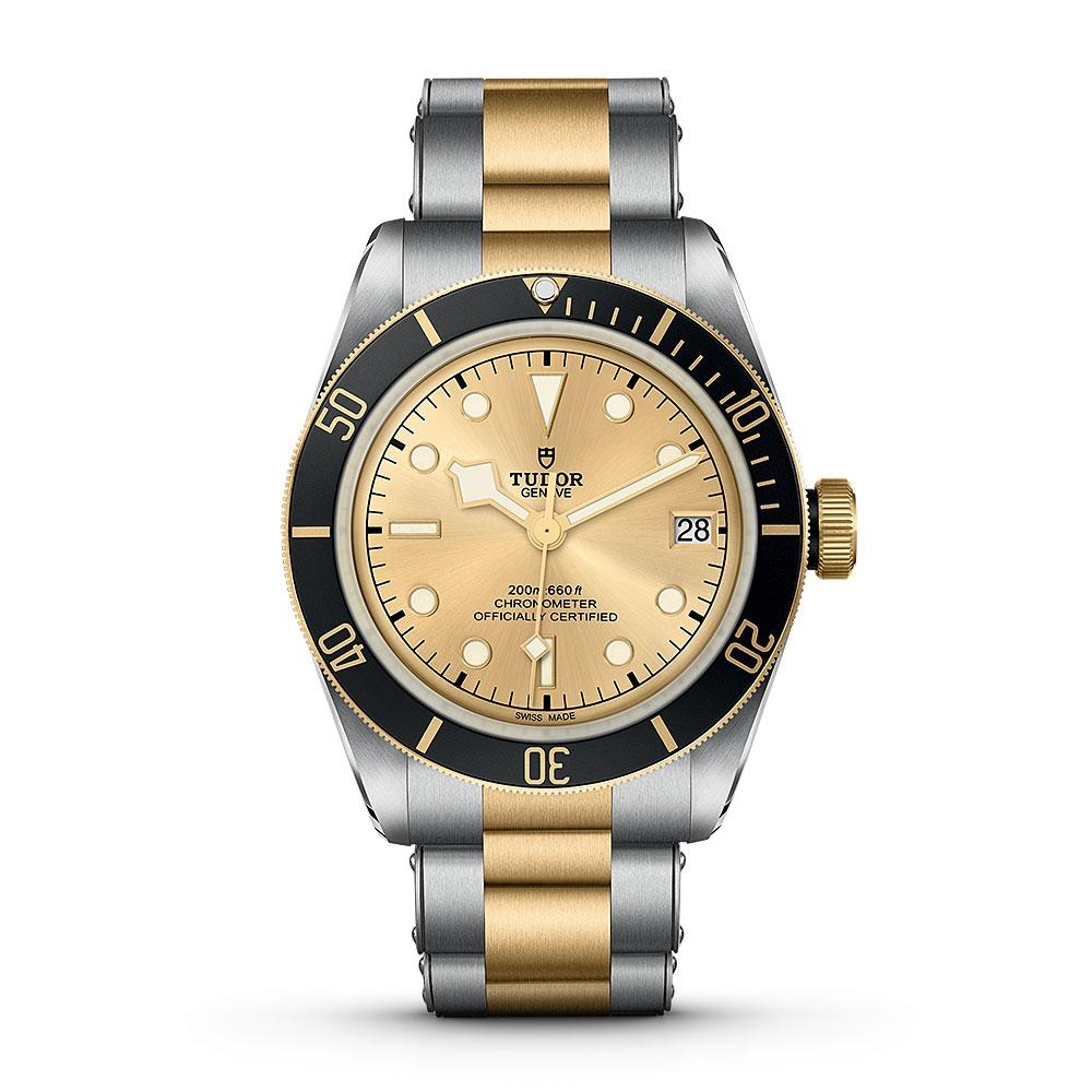 Tudor Heritage Black Bay S&G 41mm Watch 79733N-004