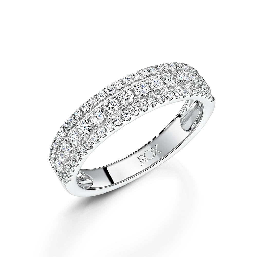 ROX Diamond Ring 0.45cts