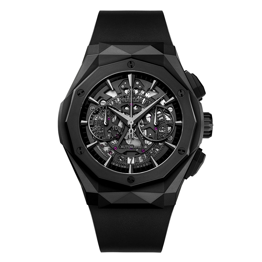 Hublot Classic Fusion Aerofusion Chronograph Orlinski Watch 525.CI.0119.RX.ORL18