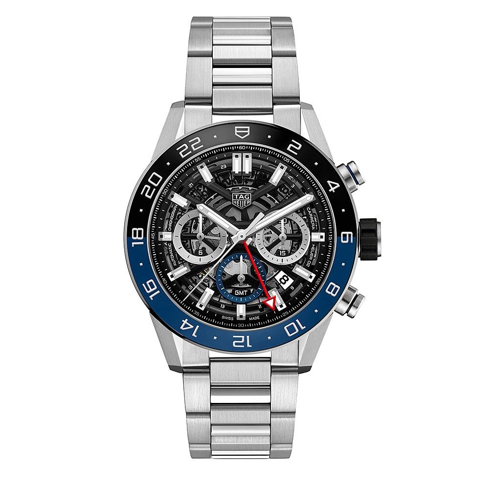 TAG Heuer Carrera Skeleton Watch CBG2A1Z.BA0658