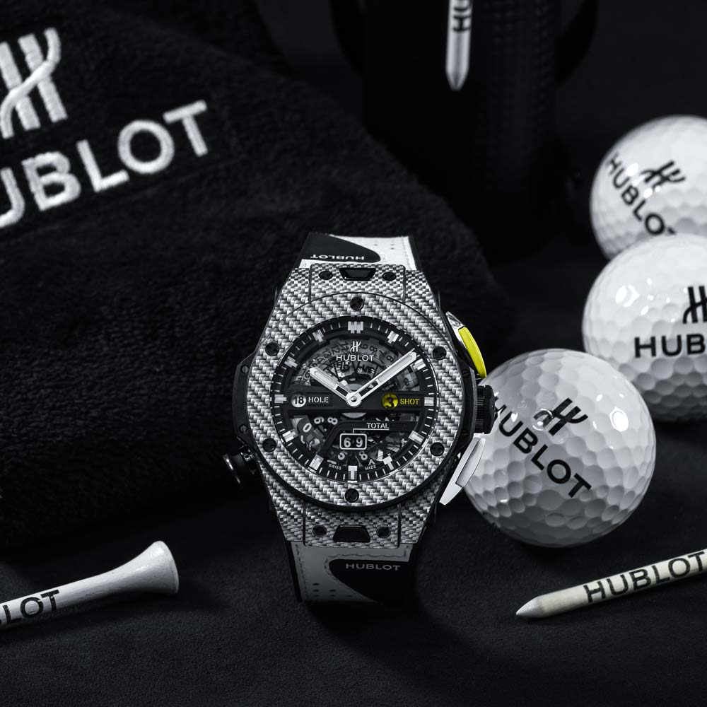 Hublot Golf Watch