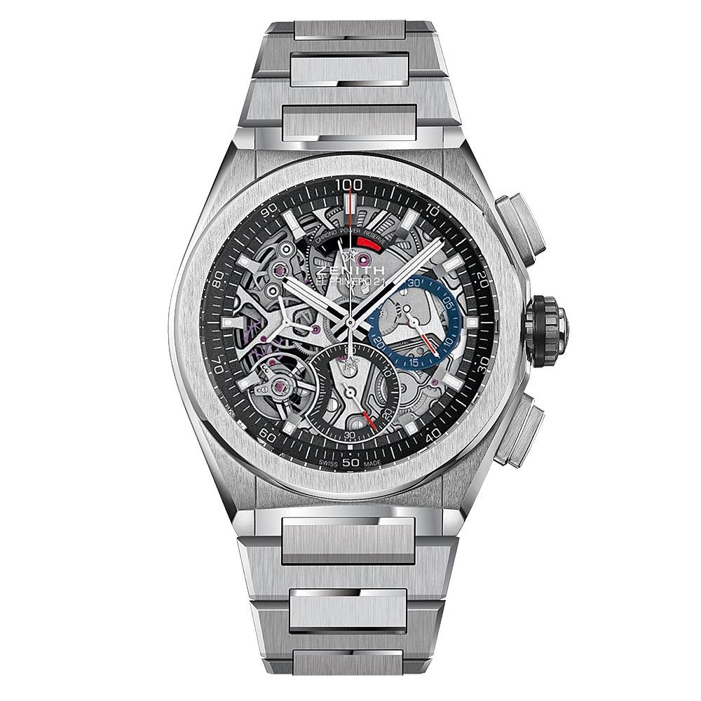 Zenith Defy El Primero 21 Titanium Watch