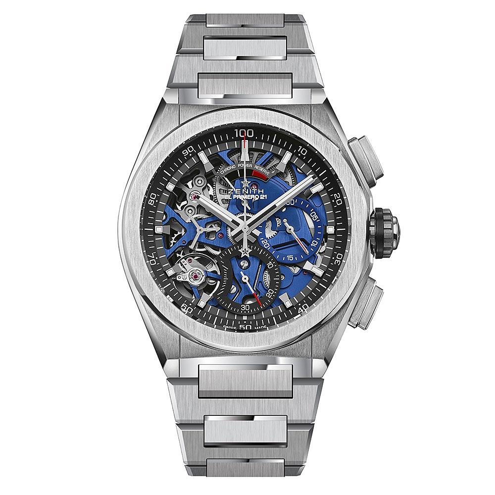 Zenith El Primero Titanium Defy 44m Watch