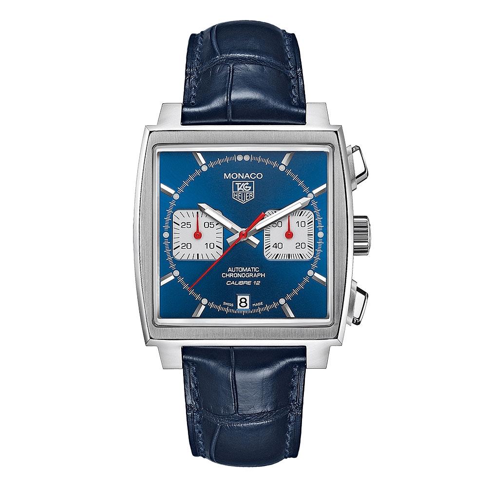 TAG Heuer Monaco Watch CAW2111.FC6183
