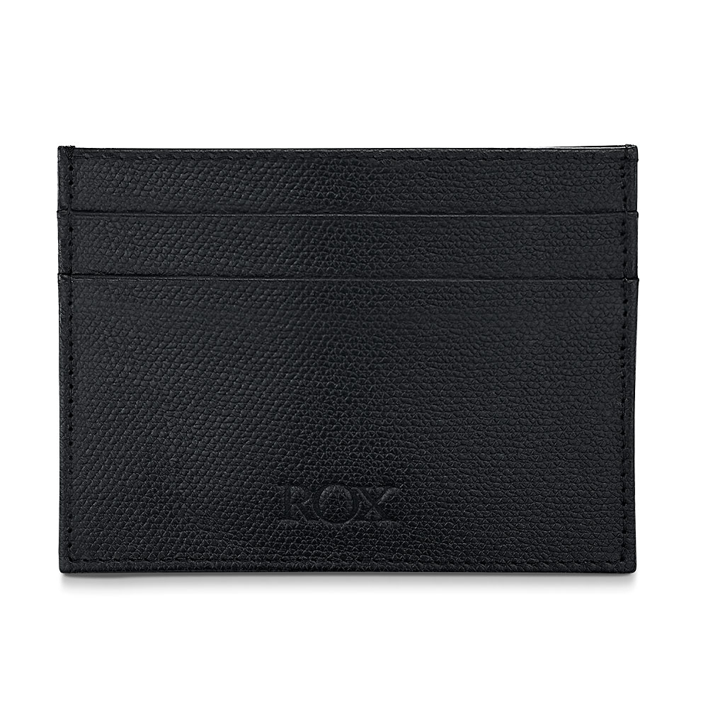 ROX Saffiano Leather Card Holder