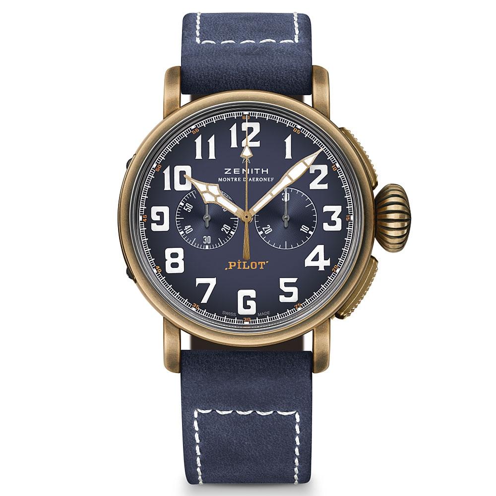 Zenith Pilot Bronze Type 20 45mm Watch