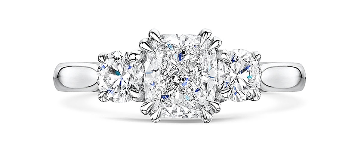 A Real Life Fairy-tale - Engagement Ring