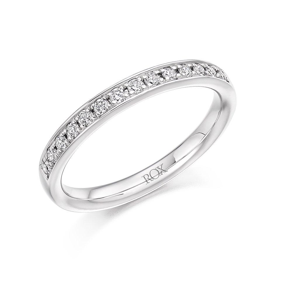 ROX Diamond Wedding Ring 0.25ct