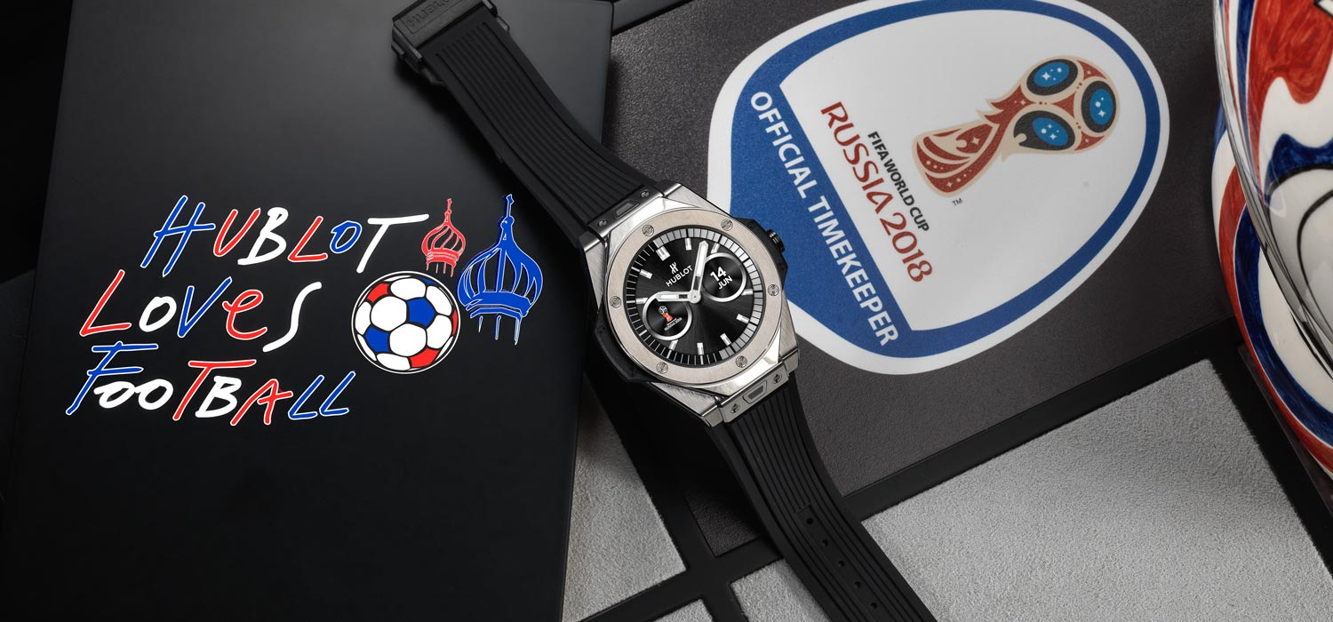 Hublot Big Bang Referee 2018 FIFA World Cup RussiaTM