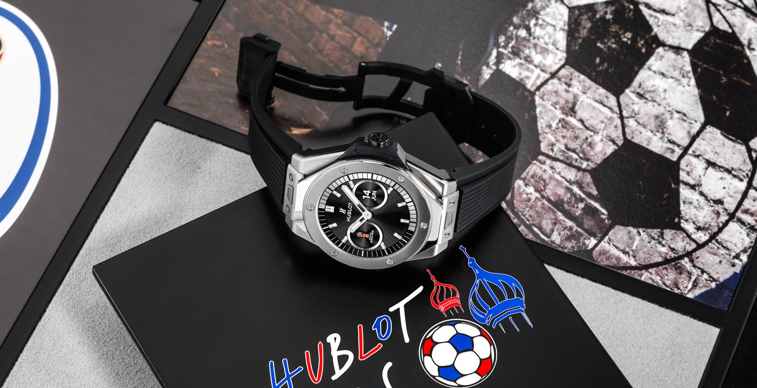 Hublot Big Bang Referee 2018 FIFA World Cup RussiaTM Watch Review