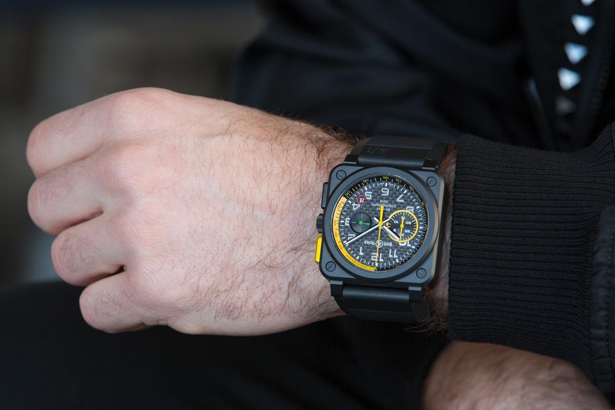 Bell & Ross Renault Formula One Watch