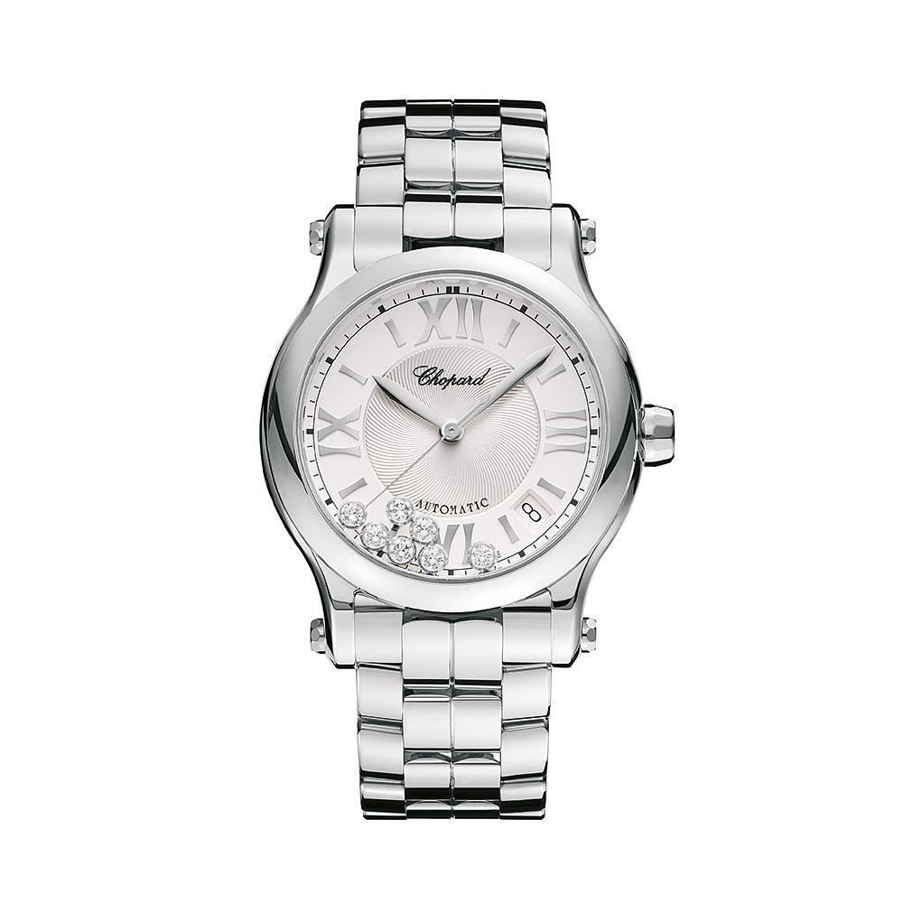 Chopard Happy Sport 36mm Watch 278559-3002