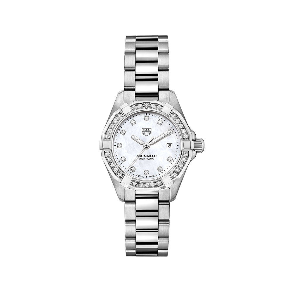 TAG Heuer Aquaracer Diamond Watch WBD1415.BA0741