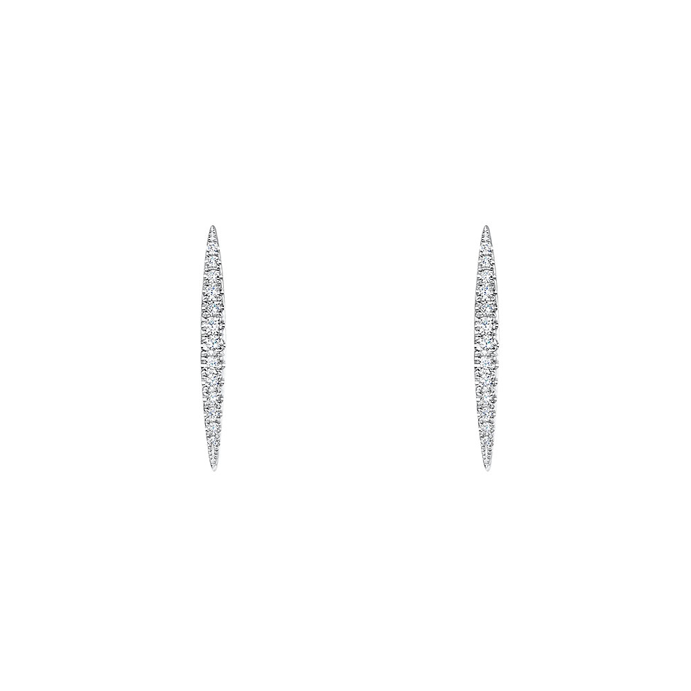 ROX Diamond Drop Earrings 0.23cts