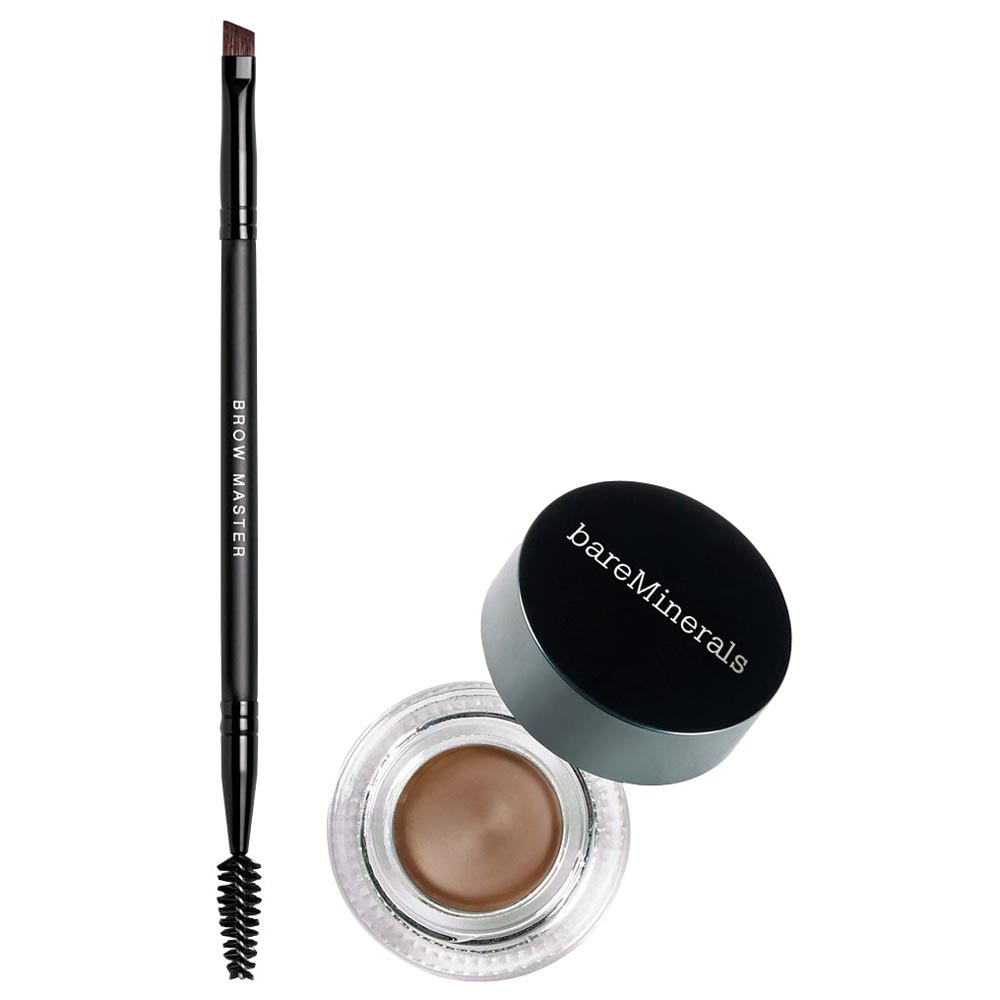 bareMinerals Brow Gel and Brow Master Brush