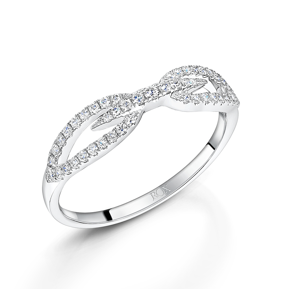 ROX Diamond Dress Ring 0.24cts