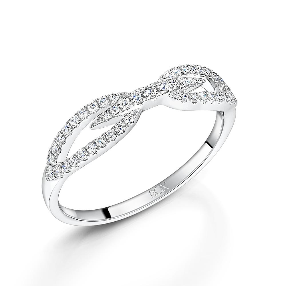 ROX Diamond Dress Ring 0.24cts