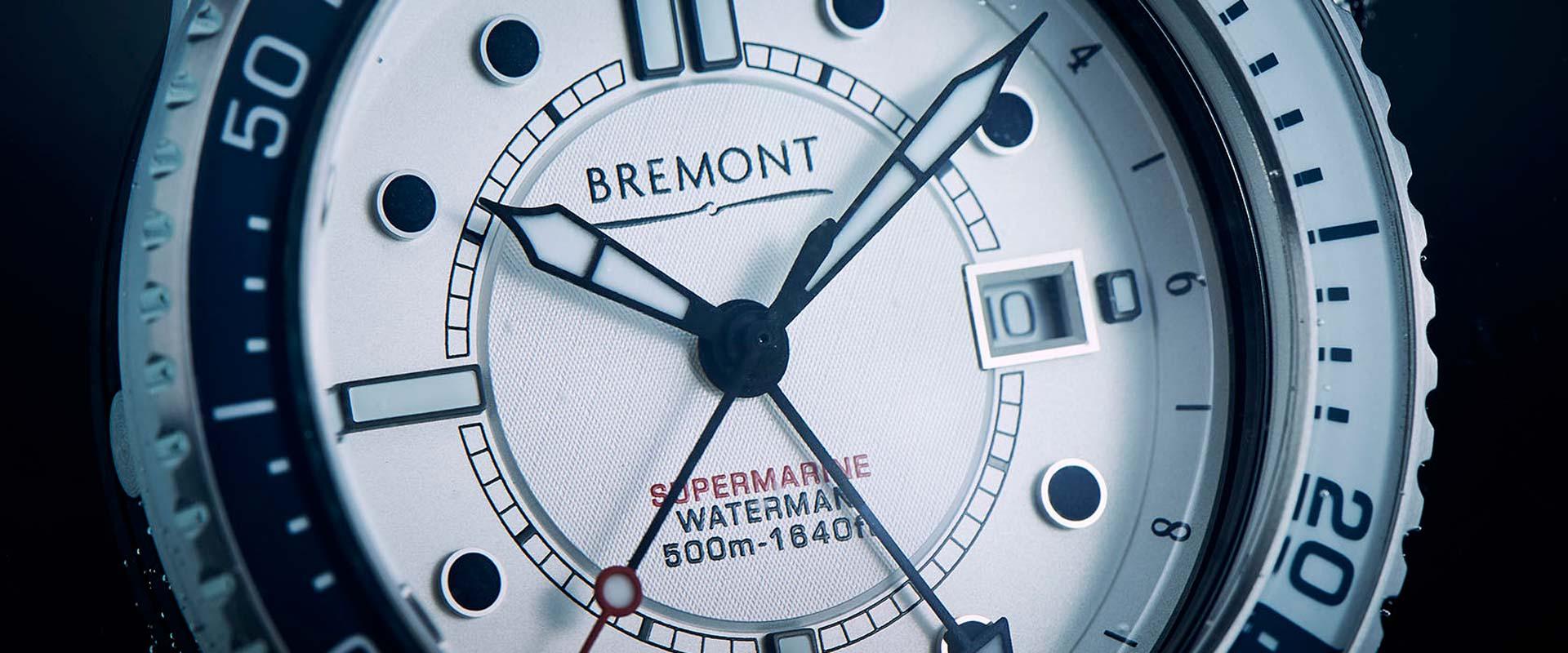 Bremont Waterman