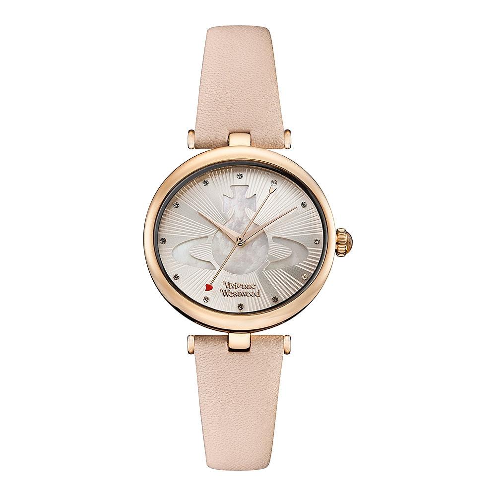Vivienne Westwood Belgravia Blush Watch