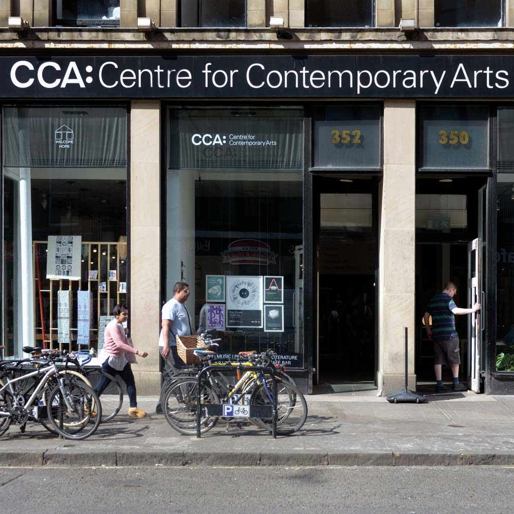 The CCA Glasgow