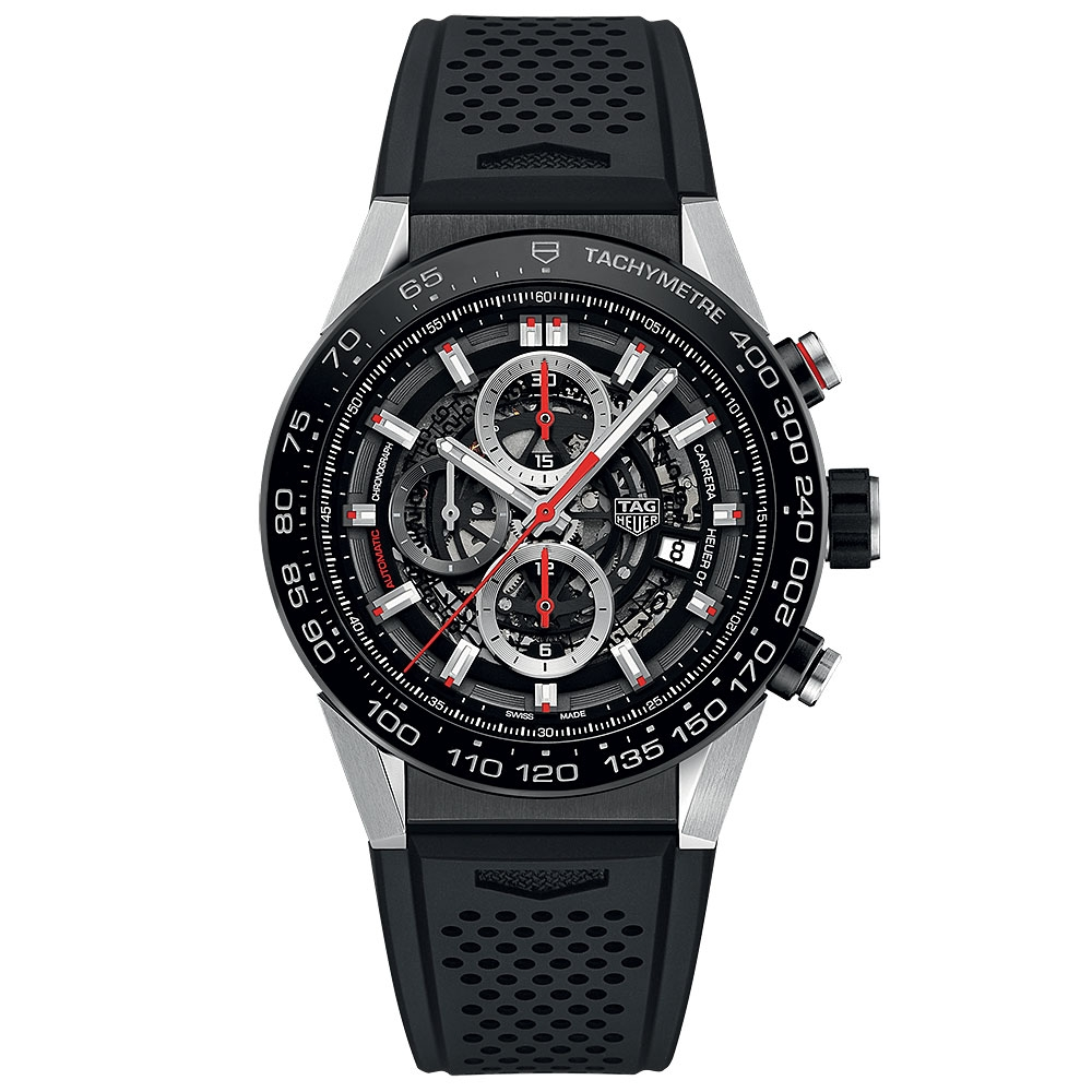 TAG Heuer Carrera Skeleton Watch