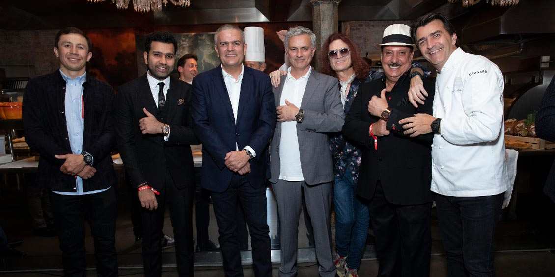 ROX Joins Hublot For World Cup Kick Off