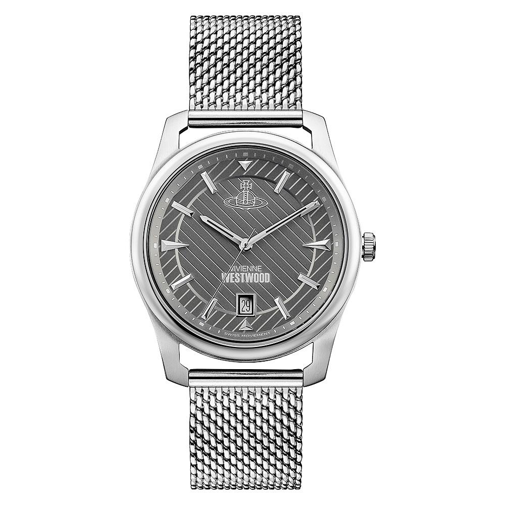 Vivienne Westwood Holborn Steel Watch VV185GYSL