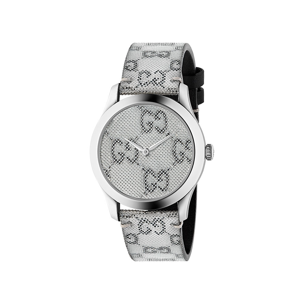 Gucci G-Timeless Contemporary Hologram Watch