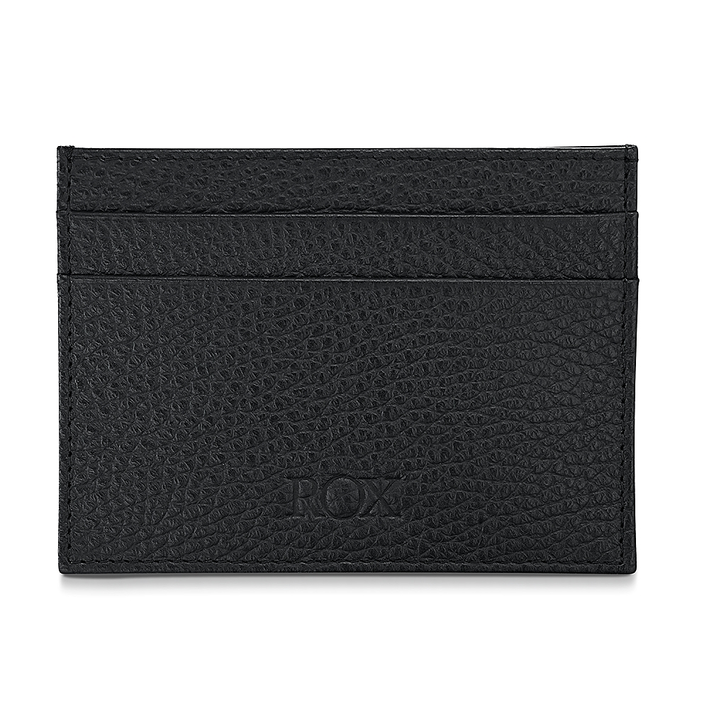 ROX Leather Card Holder