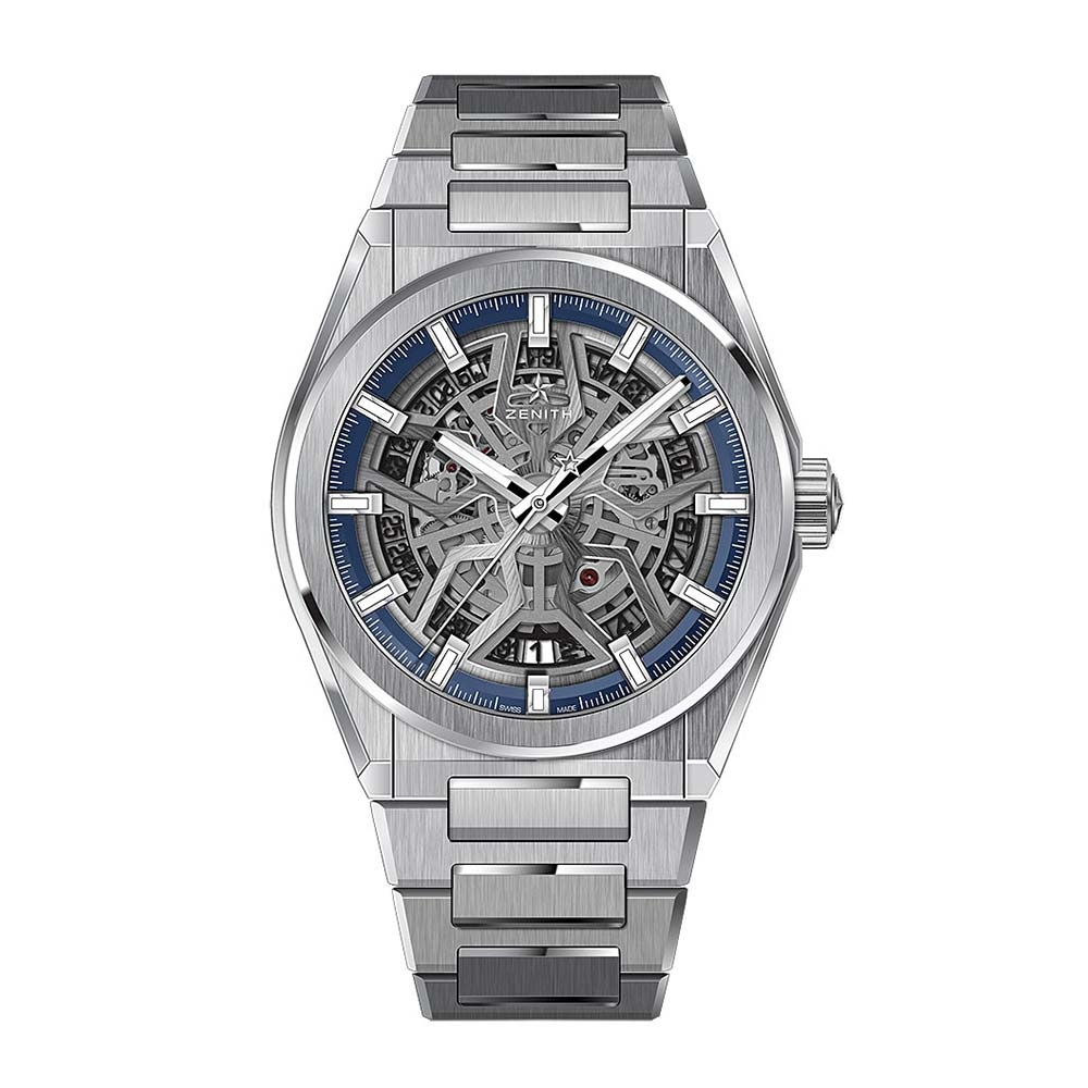 Zenith El Primero Titanium Defy Classic 41mm Watch
