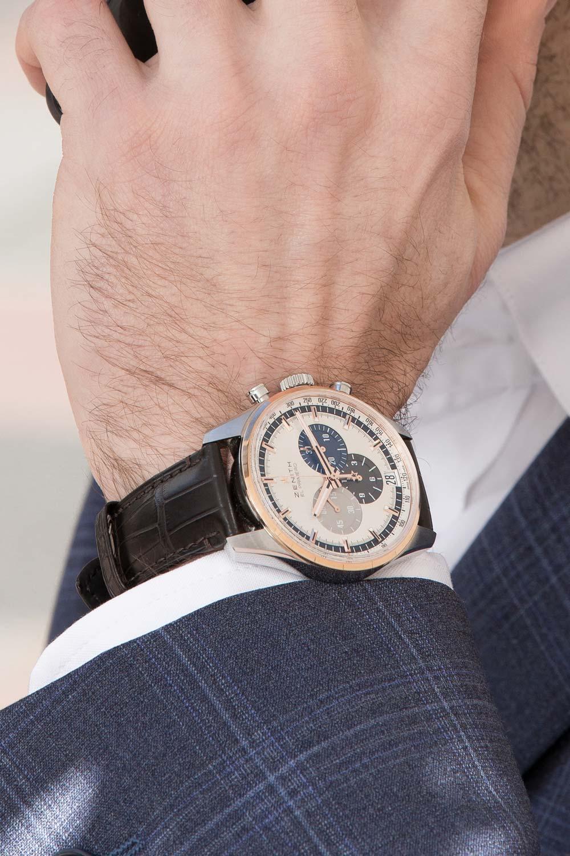 Zenith El Primero Chronomaster Watch