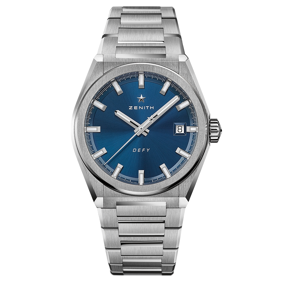 Zenith El Primero Titanium Defy Classic 41mm Watch 95.9000.670/51.M9000