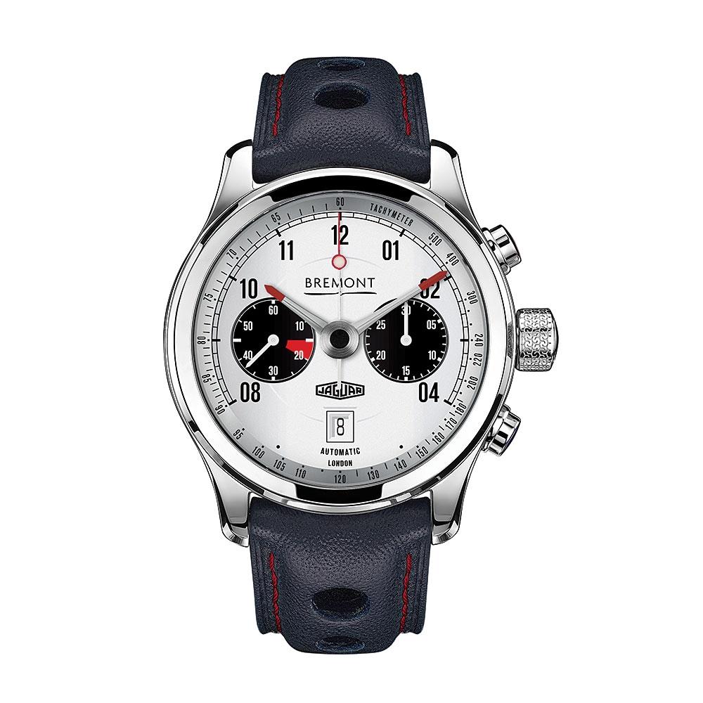 Bremont Jaguar MKII Automatic Watch BJ-II/WH
