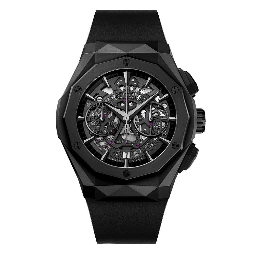 Hublot All Black Orlinski Watch
