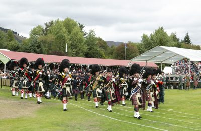Braemar Highland Gathering 2018