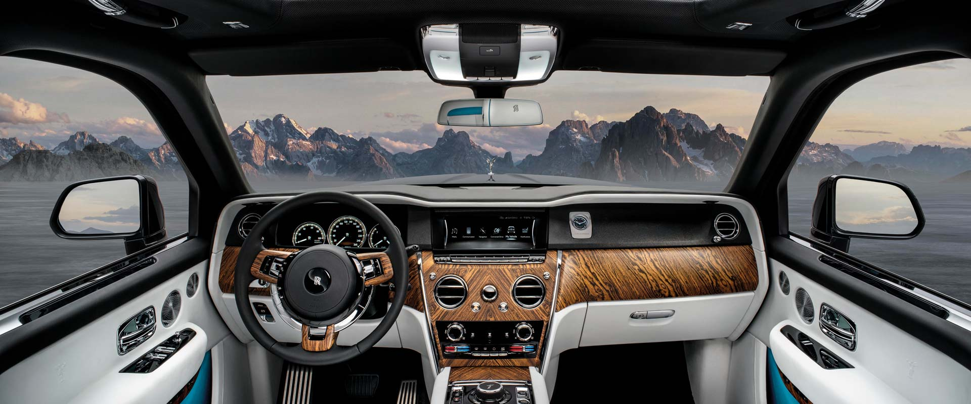 Cullinan: Quite literally the Rolls-Royce of SUVs