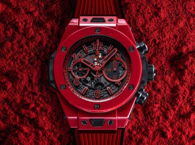 AW18 Mens Luxury Watch Edit