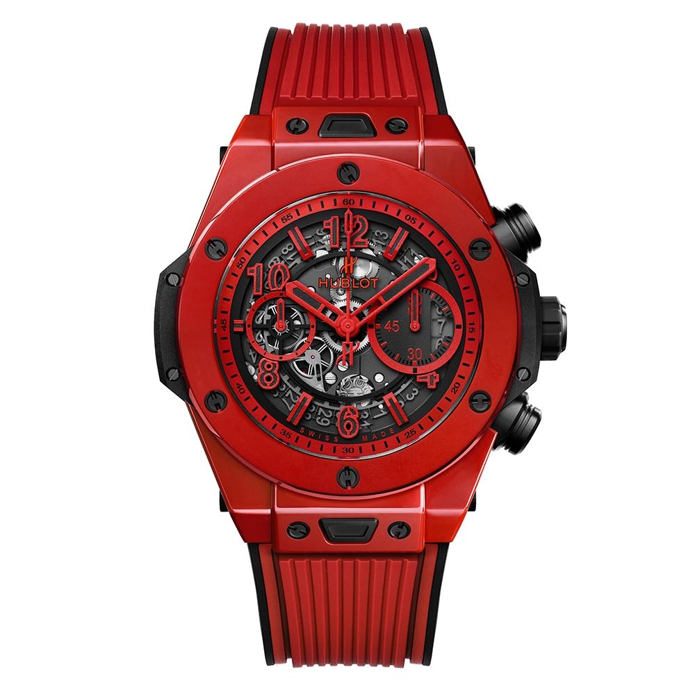 Hublot Big Bang Unico Carbon Red Magic 411.CF.8513.RX