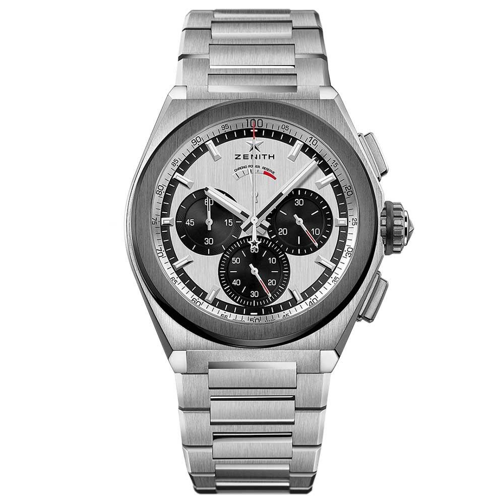 Zenith El Primero Titanium Defy 21 44m Watch