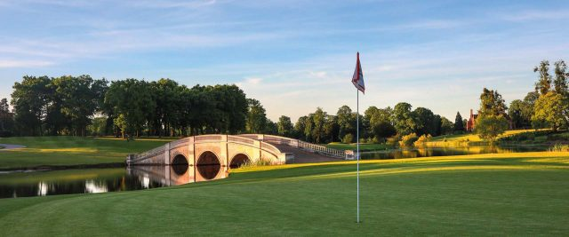 Great Drives: Bunker Down at Stoke