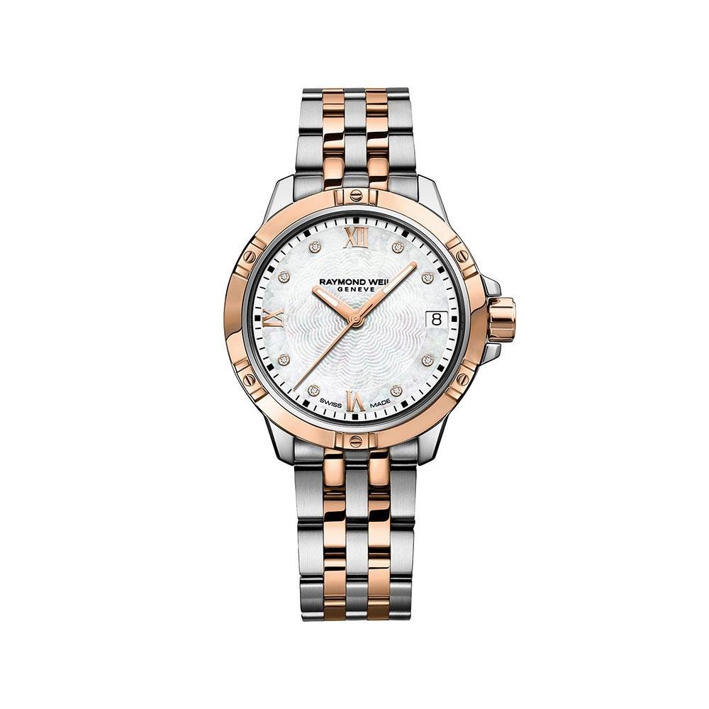 Raymond Weil Tango Diamond Dot Watch