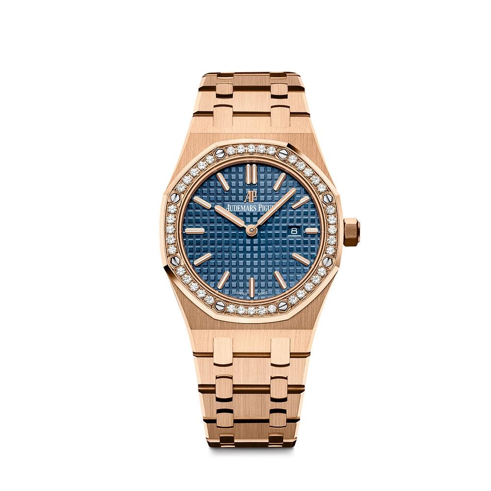 Audemars Piguet Royal Oak Quartz Watch 67651OR.ZZ.1261OR.02