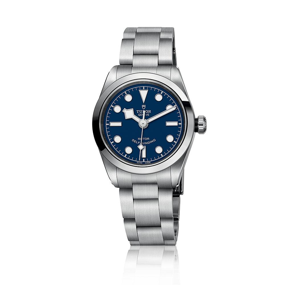 Tudor Black Bay Blue Dial 32mm Watch M79580-0003