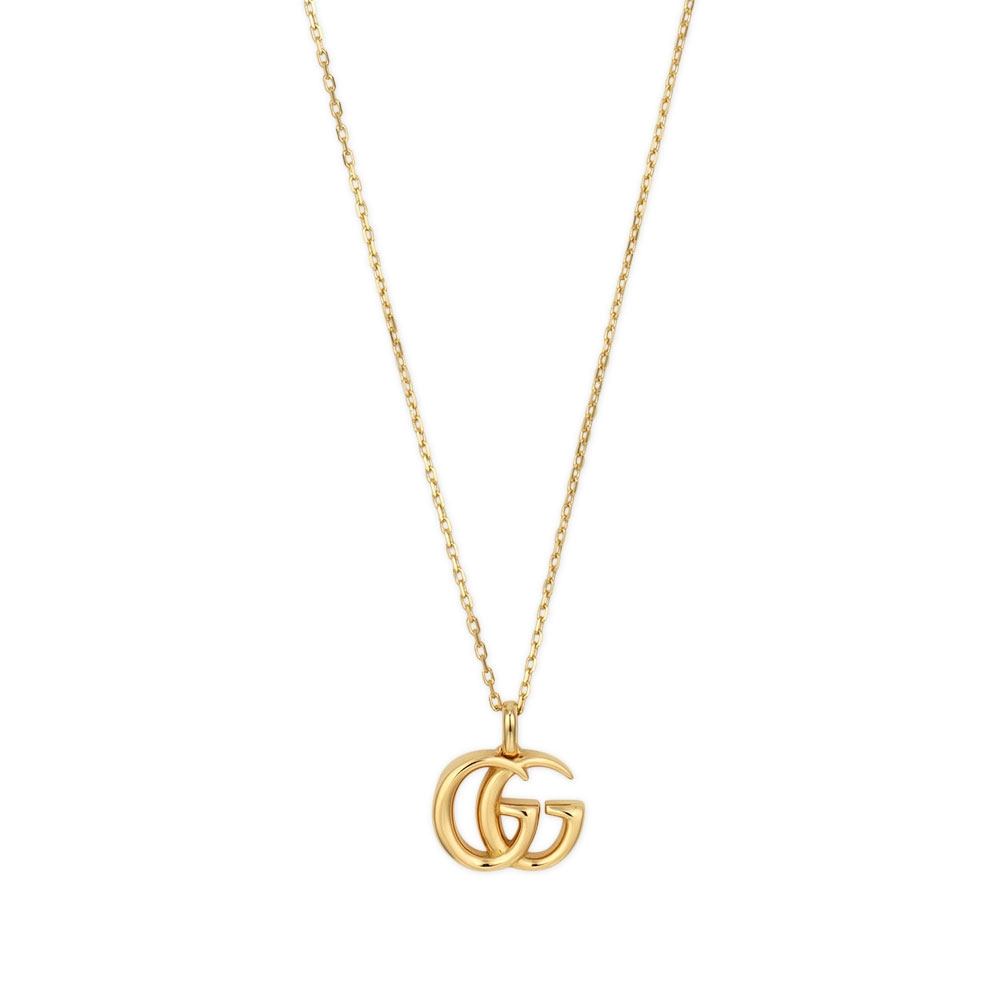 Gucci GG Running 18ct Yellow Gold Necklace
