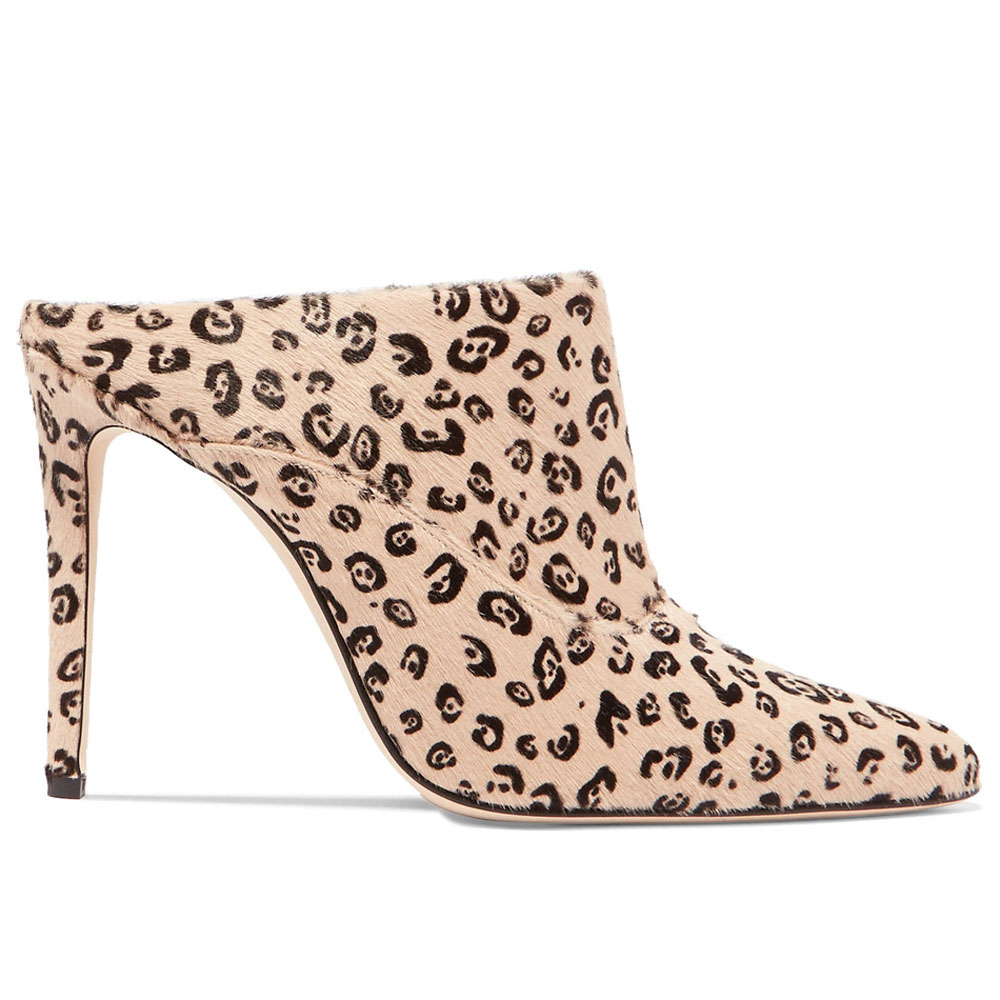 d3b2742dfb4 Let your wild side run free this season with these Altuzarra s  Davidson   mules. Animal print is big news this AW18 with these mules offering the  perfect ...