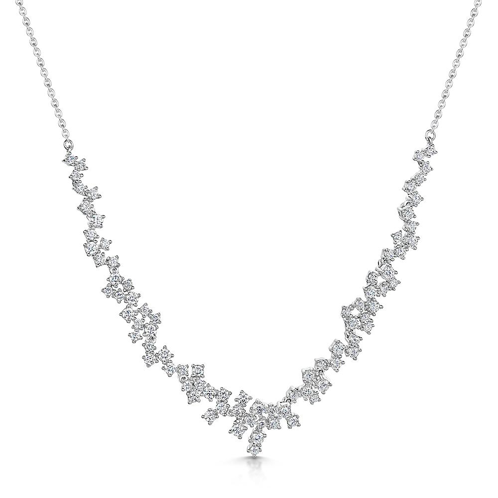 ROX Diamond Necklace 1.57cts