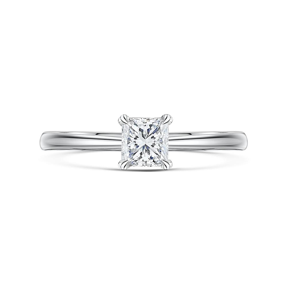ROX Honour Princess Cut Diamond Ring 0.70cts