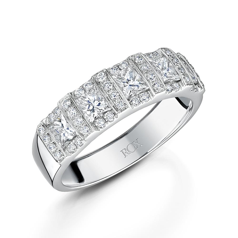 ROX Diamond Cocktail Ring 1.53cts